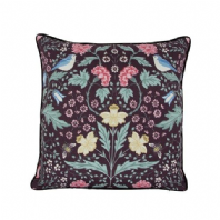 Retro 'Garden Florals' Cushion